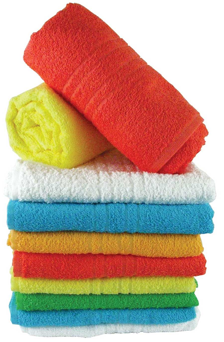 6. Use a warm washcloth to relax your jaw: Relax your jaw muscles at night by holding a warm washcloth against your face near your earlobe.