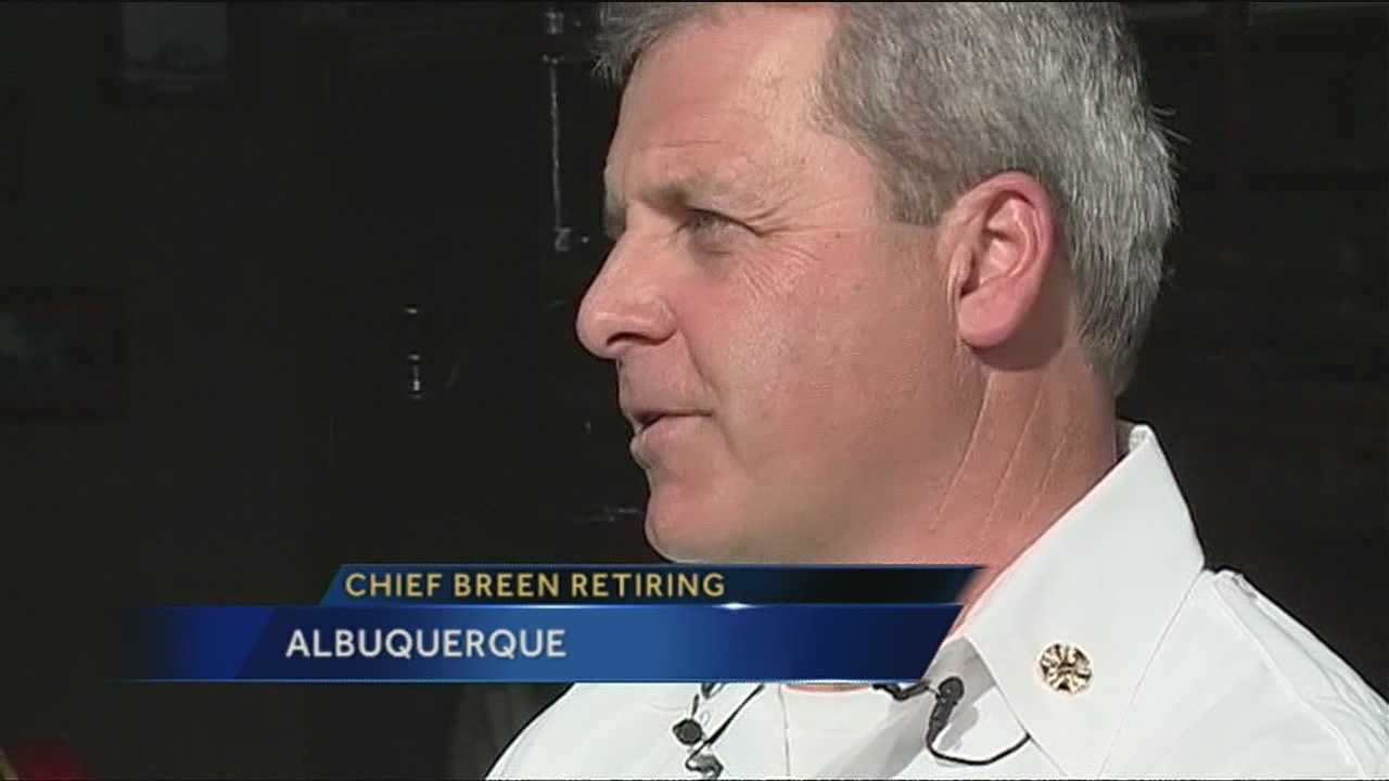 By the end of this year, Albuquerque will have seen a police and fire chief step down.