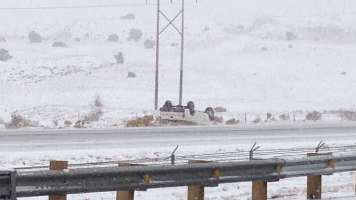 I-25 wreck