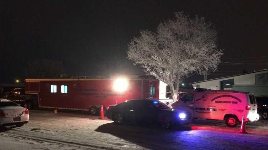 Las Vegas homicide investigation
