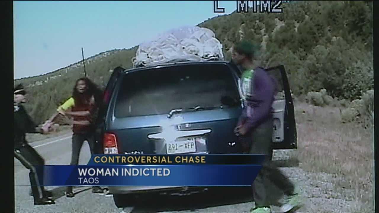 Taos Shooting case