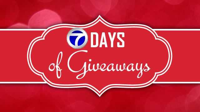 7 days of giveaways generic