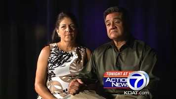 Full Interview: Tera Chavez's parents speak outPART 1 | PART 2