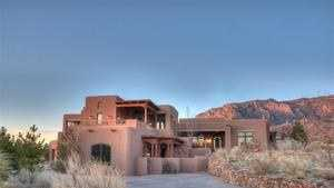 Take a peek inside this 5 bedroom, 6 bathroom mansion in Albuquerque, N.M.