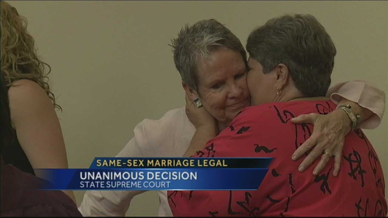 The state Supreme Court has ruled same-sex marriage to be legal in New Mexico.