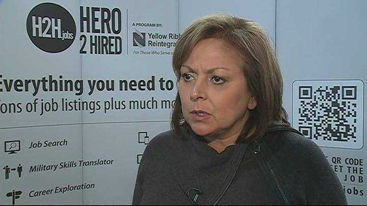 1. The top talker of the year involved Gov. Susana Martinez. Martinez said she wants death penalty reinstated for those who kill police officers. CLICK HERE for more on this story.