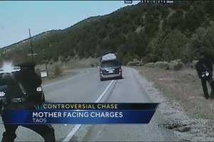 12. The comments came quickly when KOAT spotlighted a controversial traffic stop when bashed in a woman's window and shot at her van, all while her five children were inside. CLICK HERE for more.