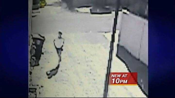19. She did what!?! A security camera catches a young runner defecating near a home in Nob Hill, and it's not the first time: CLICK HERE to watch the unbelievable video