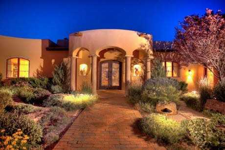 Take a peek inside this 6,000 square foot home for sale in Sandia Park, N.M. featured onRealtor.com