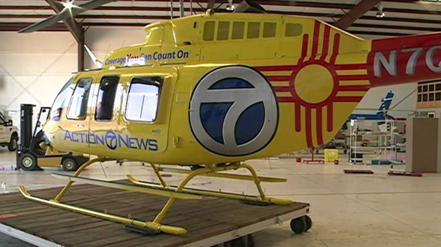 Sky 7 triumphantly returned to New Mexico in late December.