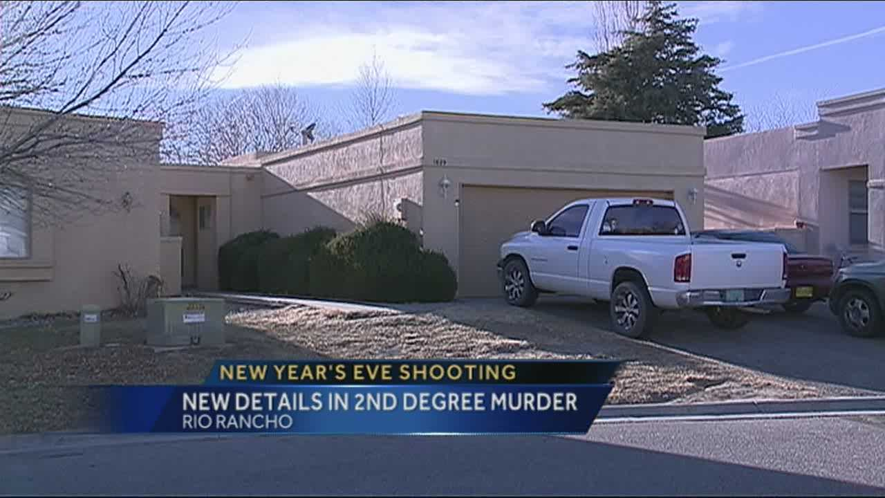More information tonight about the homicide in Rio Rancho on New Years Eve