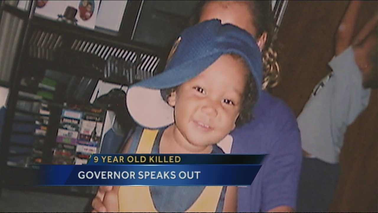 Recently, a 9-year-old boy was allegedly killed by his mother. Now, as agencies explore the 'what-ifs' surrounding an abuse investigation from 2012, the governor is calling for new laws.