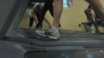 3. Interval training lowers blood pressure