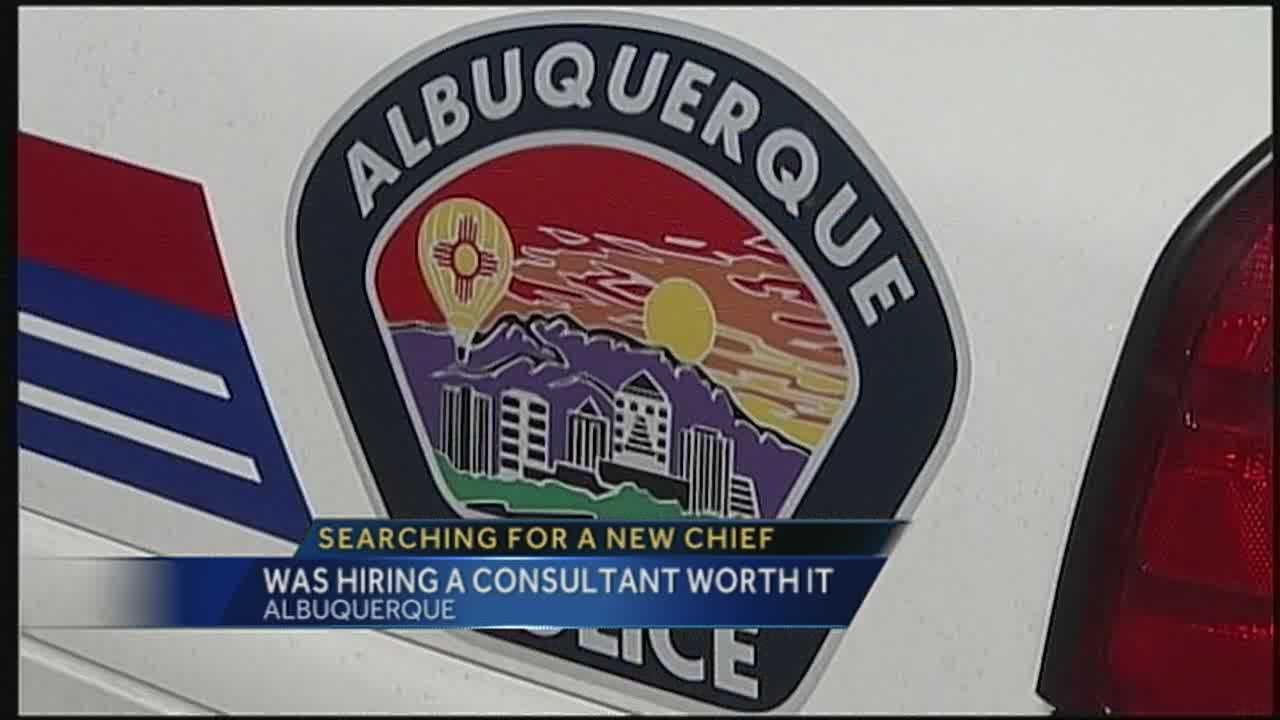 Albuquerque Still Searching for APD Chief