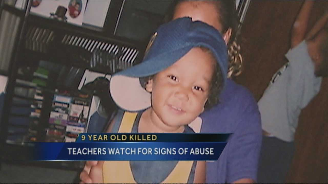 It was a teacher who first blew the whistle when she saw bruises on Omaree Varela's body in 2012.