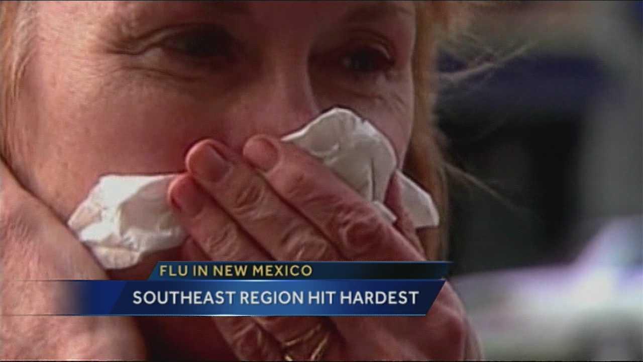 Flu hitting hard in southeastern NM