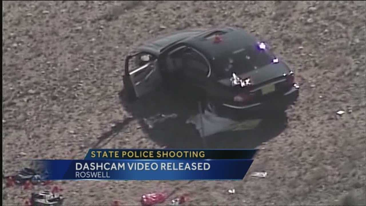 Tonight Action 7 News is getting the first look at the dashcam video from a police involved shooting in Roswell last October.