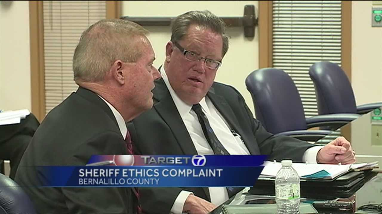 Tonight we know exactly what evidence will be presented at an upcoming ethics hearing.