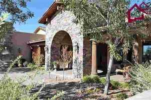 Tour this 5 bedroom, 6.5 bathroom mansion in Las Cruces, N.M. featured onrealtor.com.