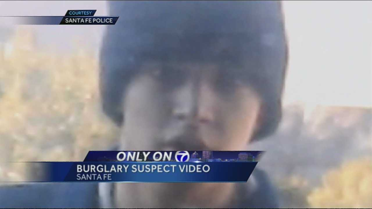 Caught On Camera Burglary