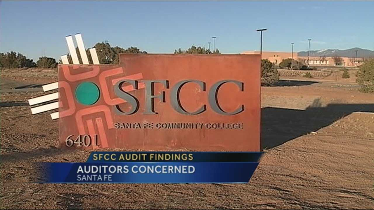 Auditor: Santa Fe college at risk for fraud
