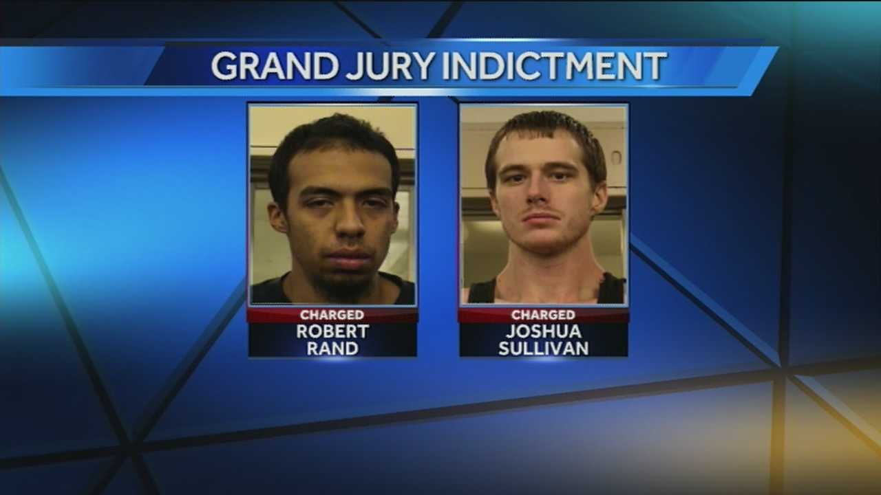 Two men accused of shooting Sky 7 indicted