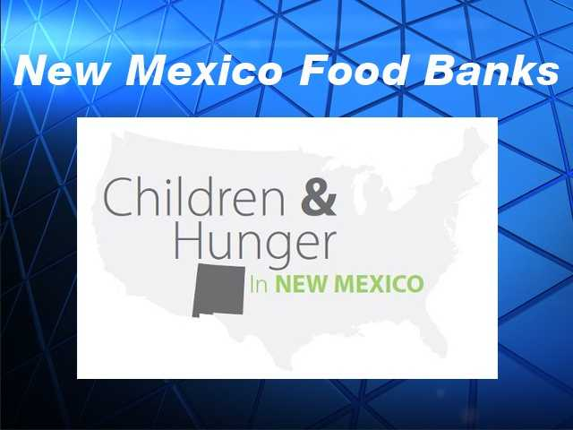 Need help? Check out our list of New Mexico food banks by county.