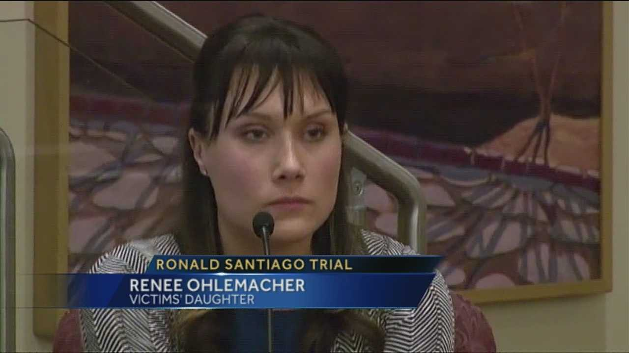 The trial for the man accused of murdering an Albuquerque couple is underway.