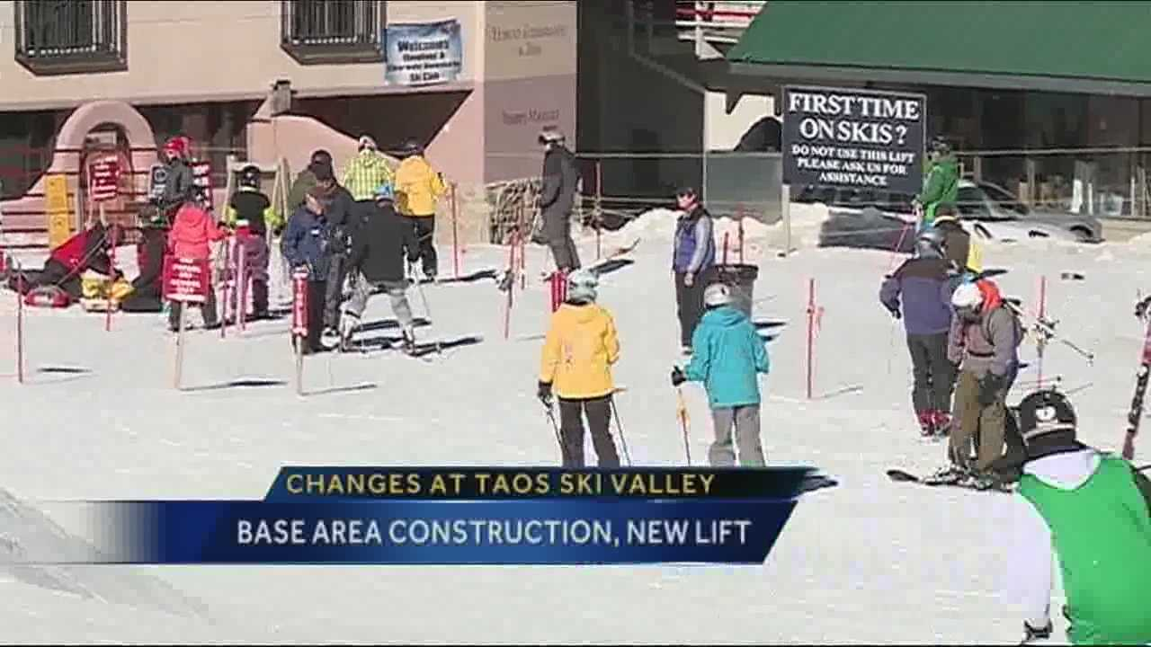 There are some big changes heading to one of New Mexico's top ski resorts.