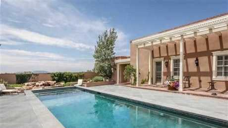 Take a peek inside this 10,000 square foot mansion for sale in Santa Fe, N.M. featured on realtor.com.