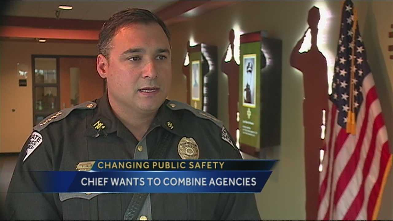 State Police want to combine agencies