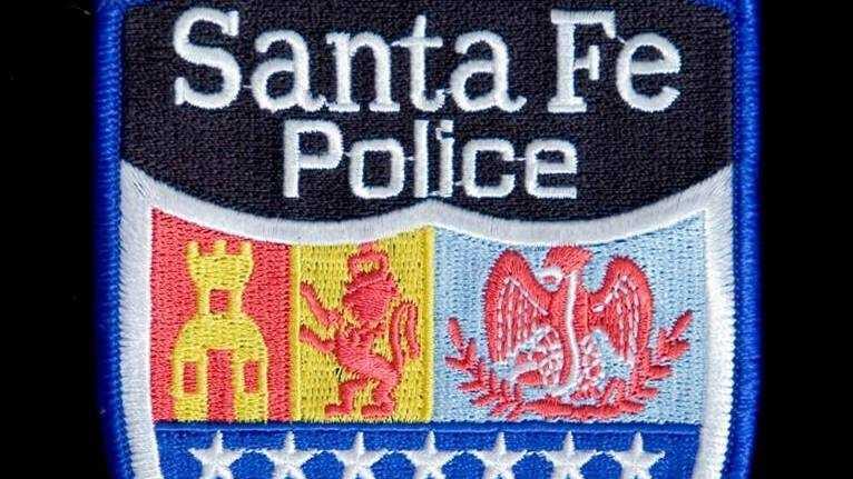 Santa Fe police generic patch