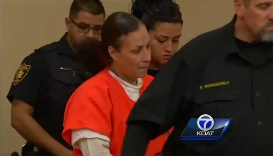 Jan 24, 2014: Synthia Varela Casaus pleads not guilty. Her pretrial services report revealed she has been through 21 felony arrests, four failures to appear, eight probation or parole violations and four felony convictions in the past.