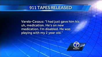 Jan. 27. 2014: Police release audio of the 911 calls made shortly after Omaree was killed. The calls reveal what Synthia Varela Casaus told dispatchers moments before police arrived.