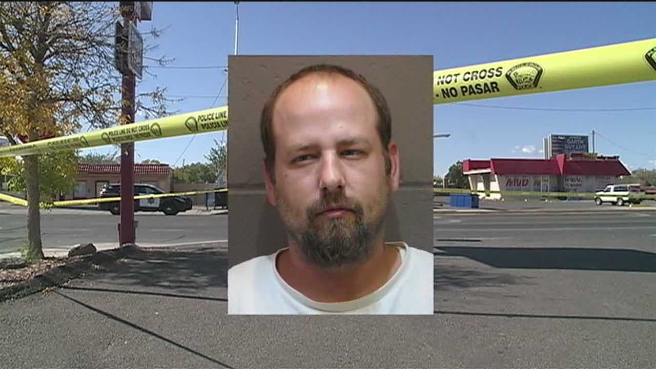 The state medical investigator found that a man involved in a police chase and shooting in Albuquerque last October was shot eight times and didn't have illegal drugs in his system.