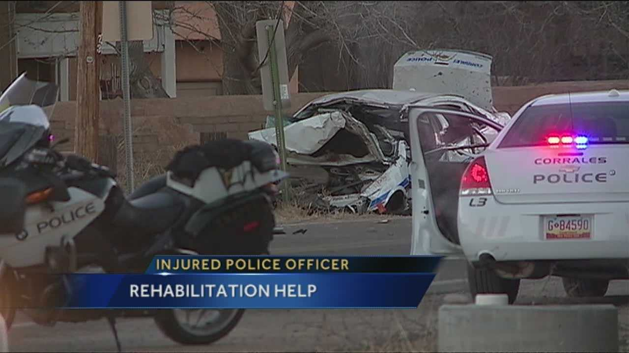 Update on Injured Corrales Police Officer