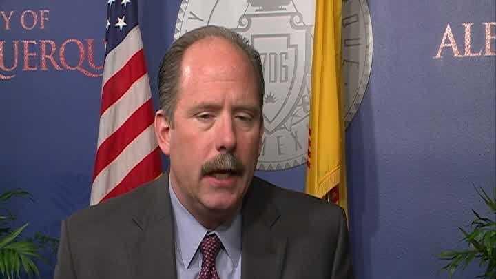 Mayor Richard Berry