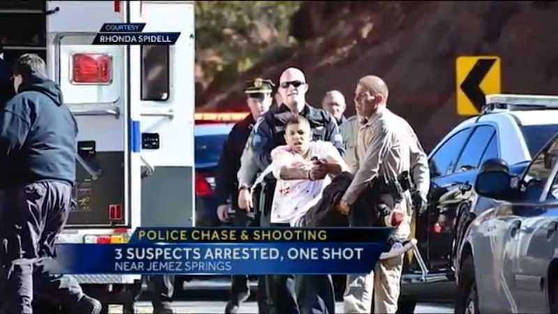 RR Officer involved shooting