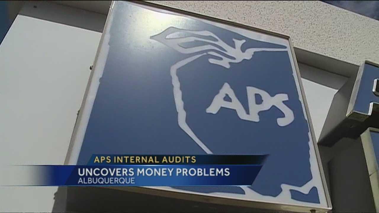 An internal audit of Albuquerque Public School's, activities funds, is shedding light on money problems.