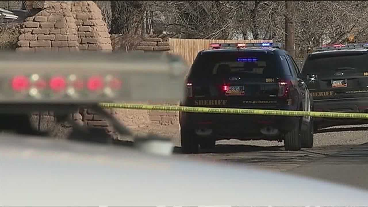 Man exits home without incident after SWAT