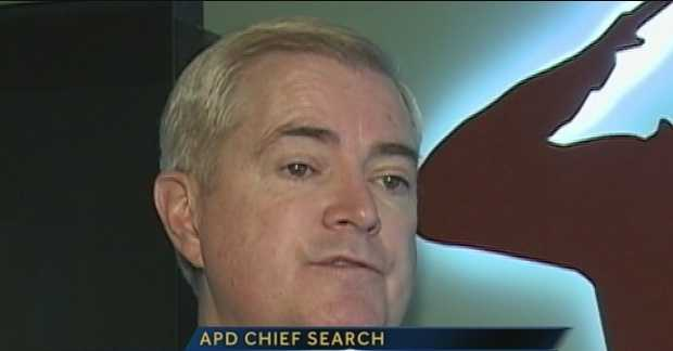 He's worked in the NM Department of Public Safety as a Bureau Chief in the Training and Recruiting division.
