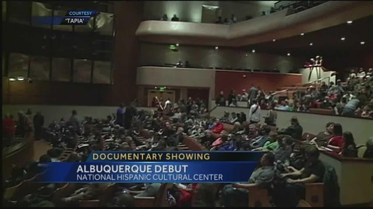 'Tapia' makes Albuquerque debut