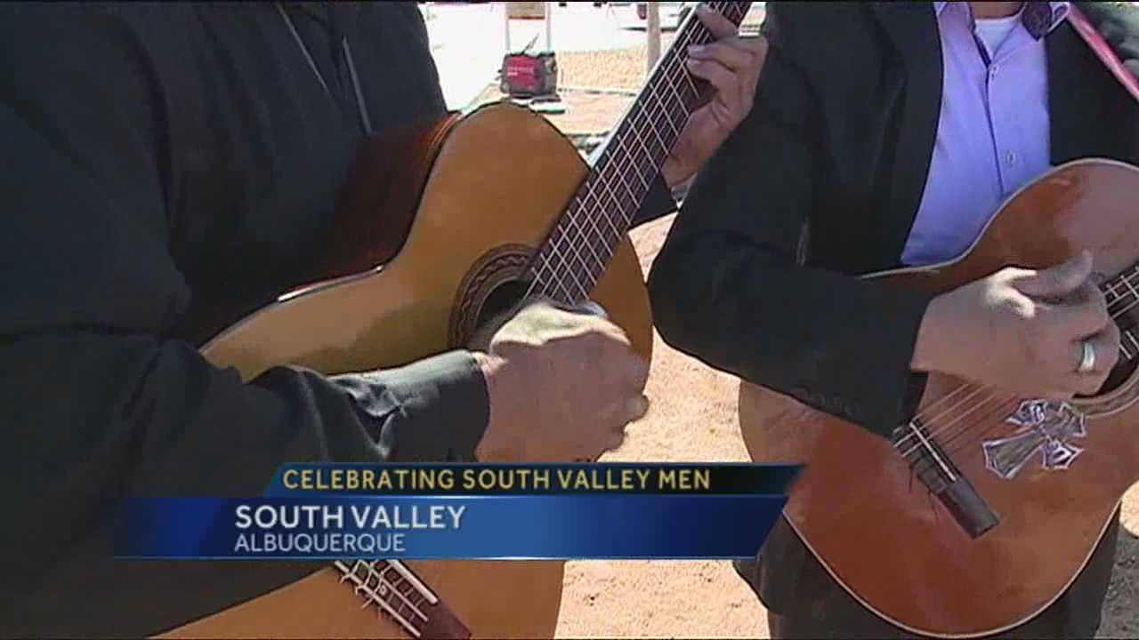 The South Valley held a different kind of Valentine's Day celebration Friday.