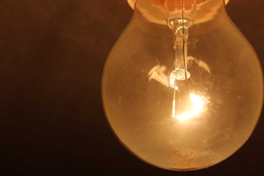 Thomas Edison's version of the incandescent light bulb was invented in 1879. The bulb stayed lit for 13.5 hours.