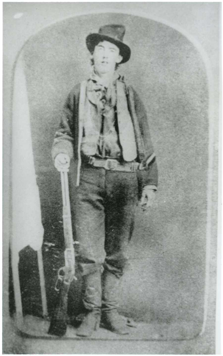 Billy the Kid was killed on July 14, 1881.