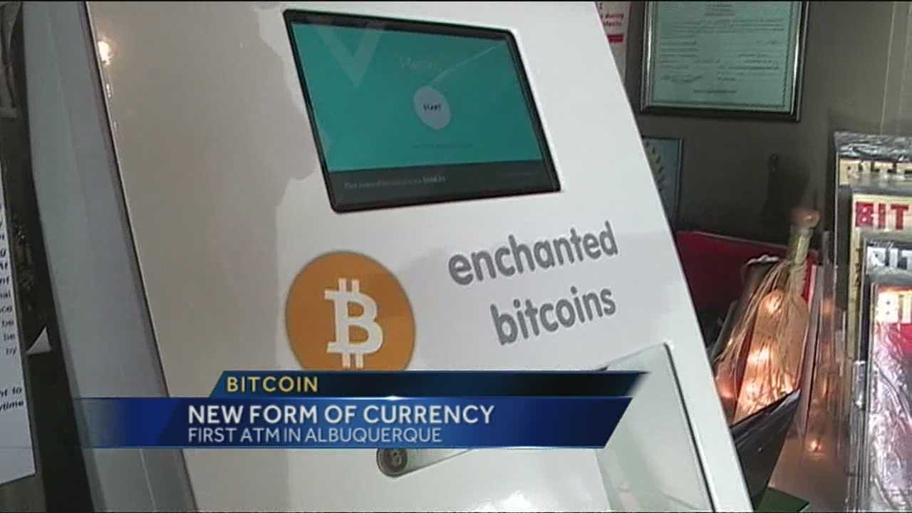 "Albuquerque is making history when it comes to a new currency called ""Bitcoin""."