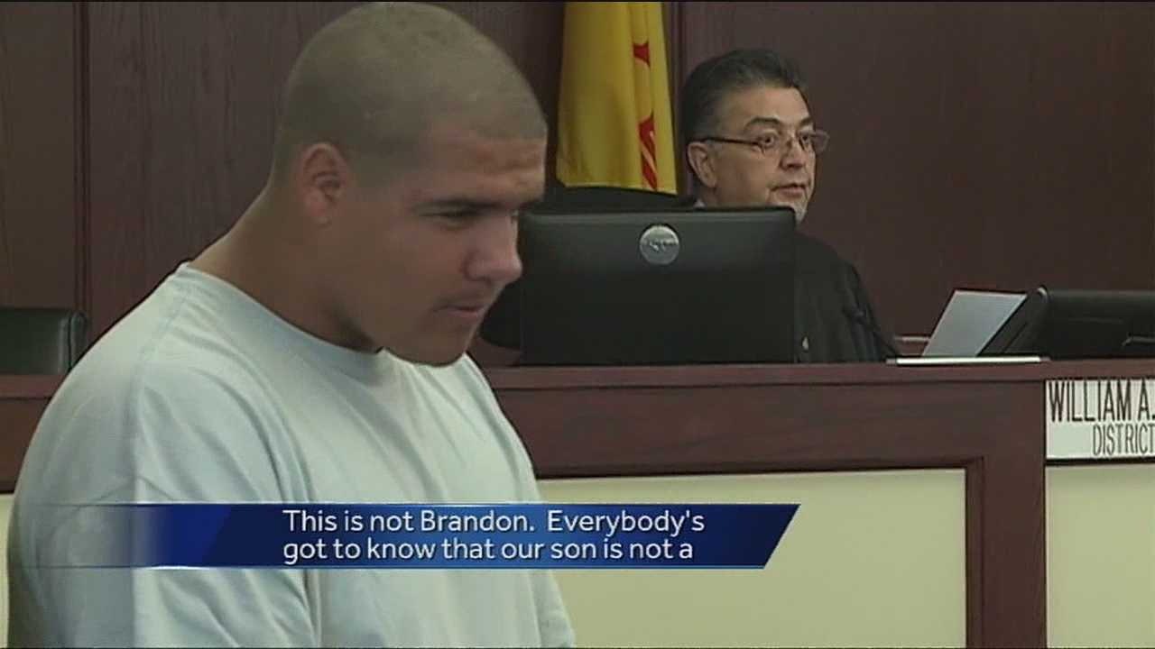 Tonight we are hearing from the mother of Brandon Villalobos.