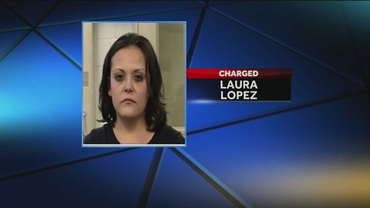 Laura Lopez accused of trying to give away baby