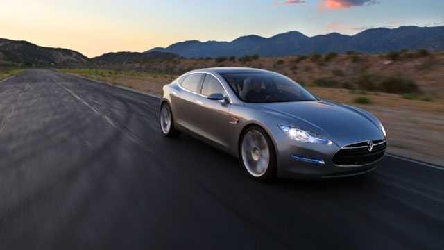 Top Cars - Tesla Model S