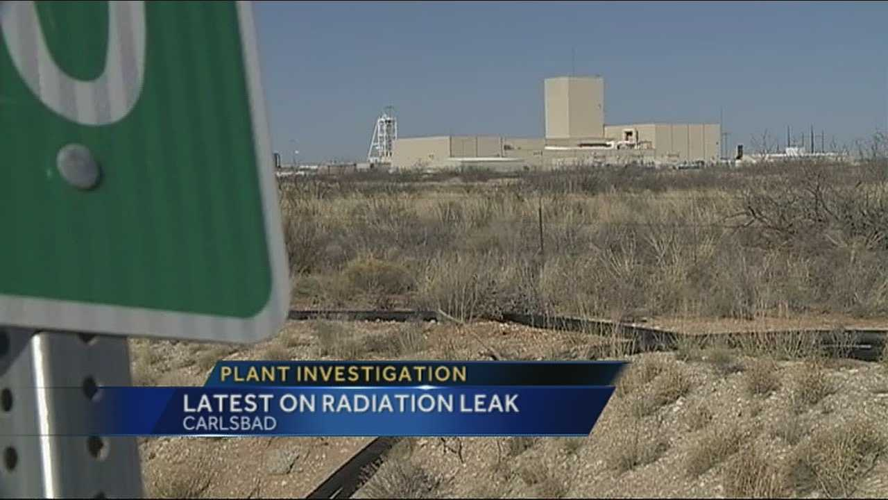 Source of WIPP leak could be container, officials say